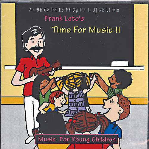 Frank Leto Time for Music II