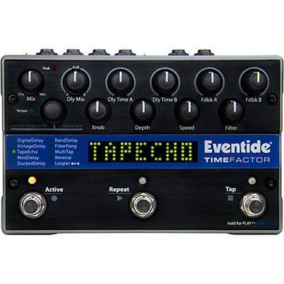 Eventide TimeFactor Delay Pedal