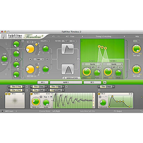 FabFilter Timeless 2 Software Download