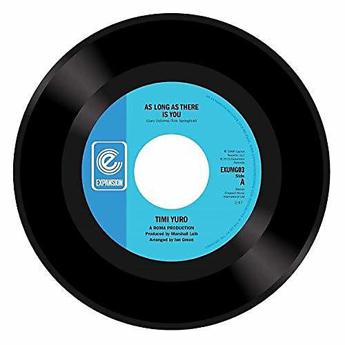 Alliance Timi Yuro - As Long As There Is You / It'll Never Be Over For Me