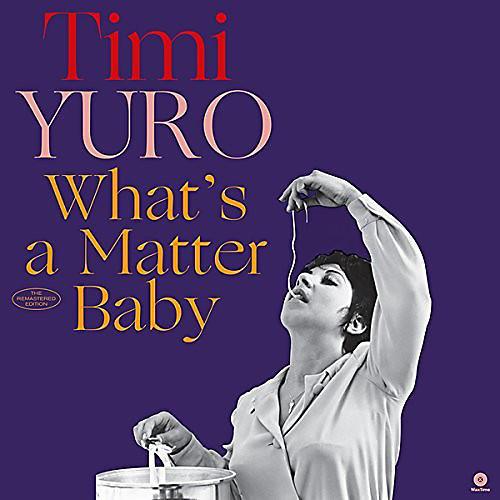 Alliance Timi Yuro - What's A Matter Baby + 2 Bonus Tracks