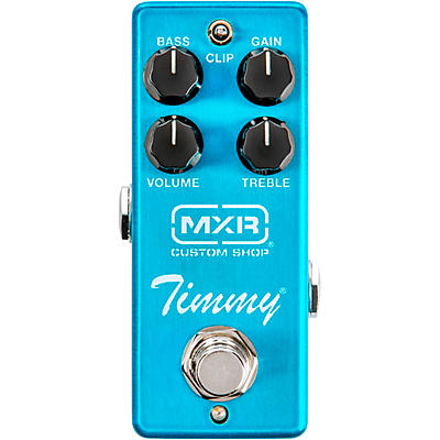 MXR Timmy Overdrive Effects Pedal