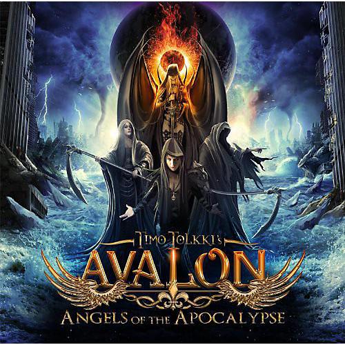 Alliance Timo Tolkki's Avalon - Angels of the Apocalypse