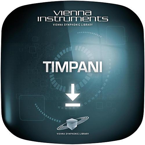 Vienna Instruments Timpani Upgrade To Full Library