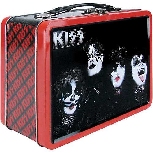 KISS Tin Tote/Lunchbox