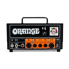 Open Box Orange Amplifiers Tiny Terror TT15JR Jim Root #4 Signature 15W Tube Guitar Amp Head