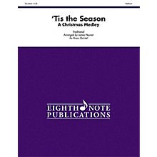 Alfred Tis the Season A Christmas Medley Brass Quintet Score & Parts