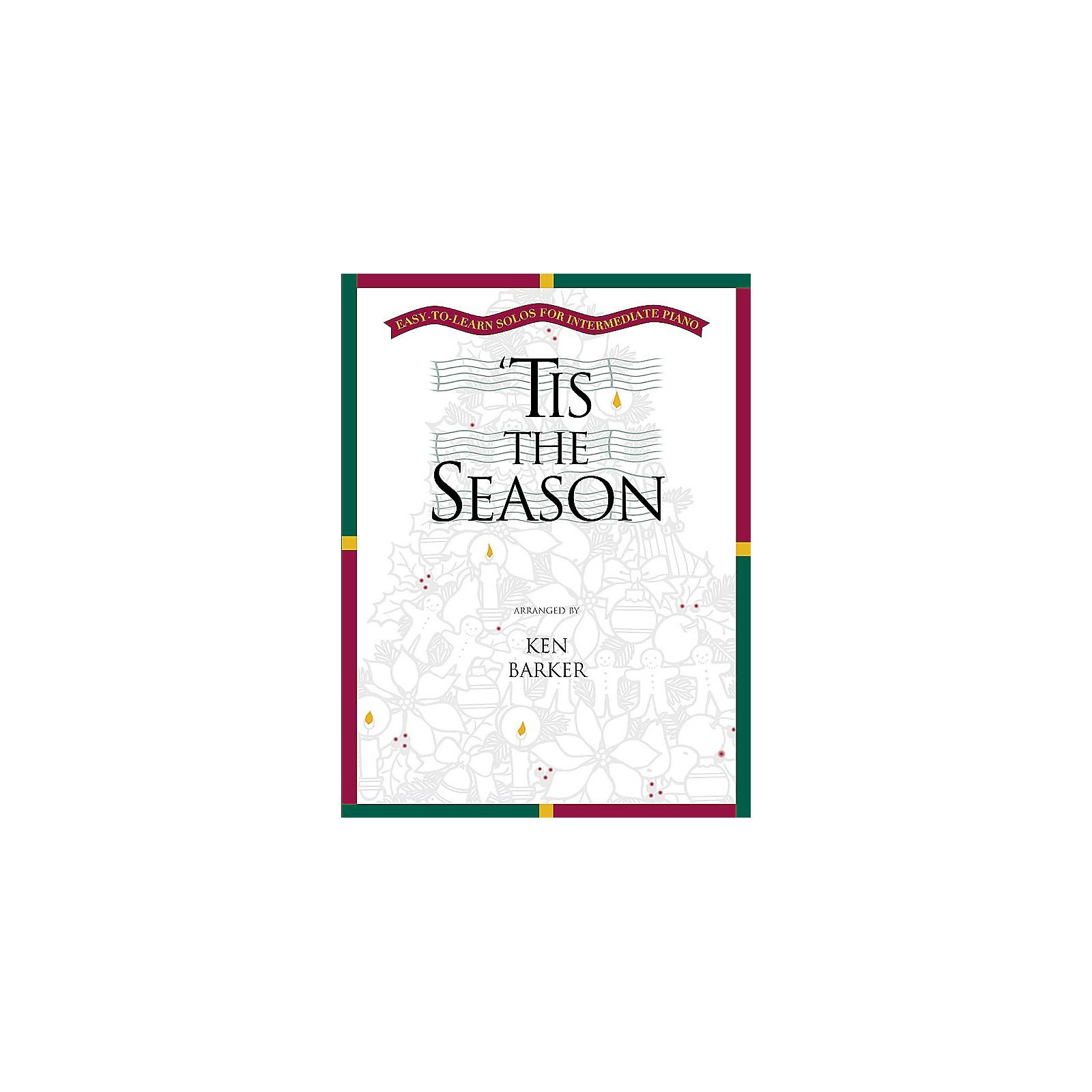 Word Music 'Tis the Season Sacred Folio Series Softcover