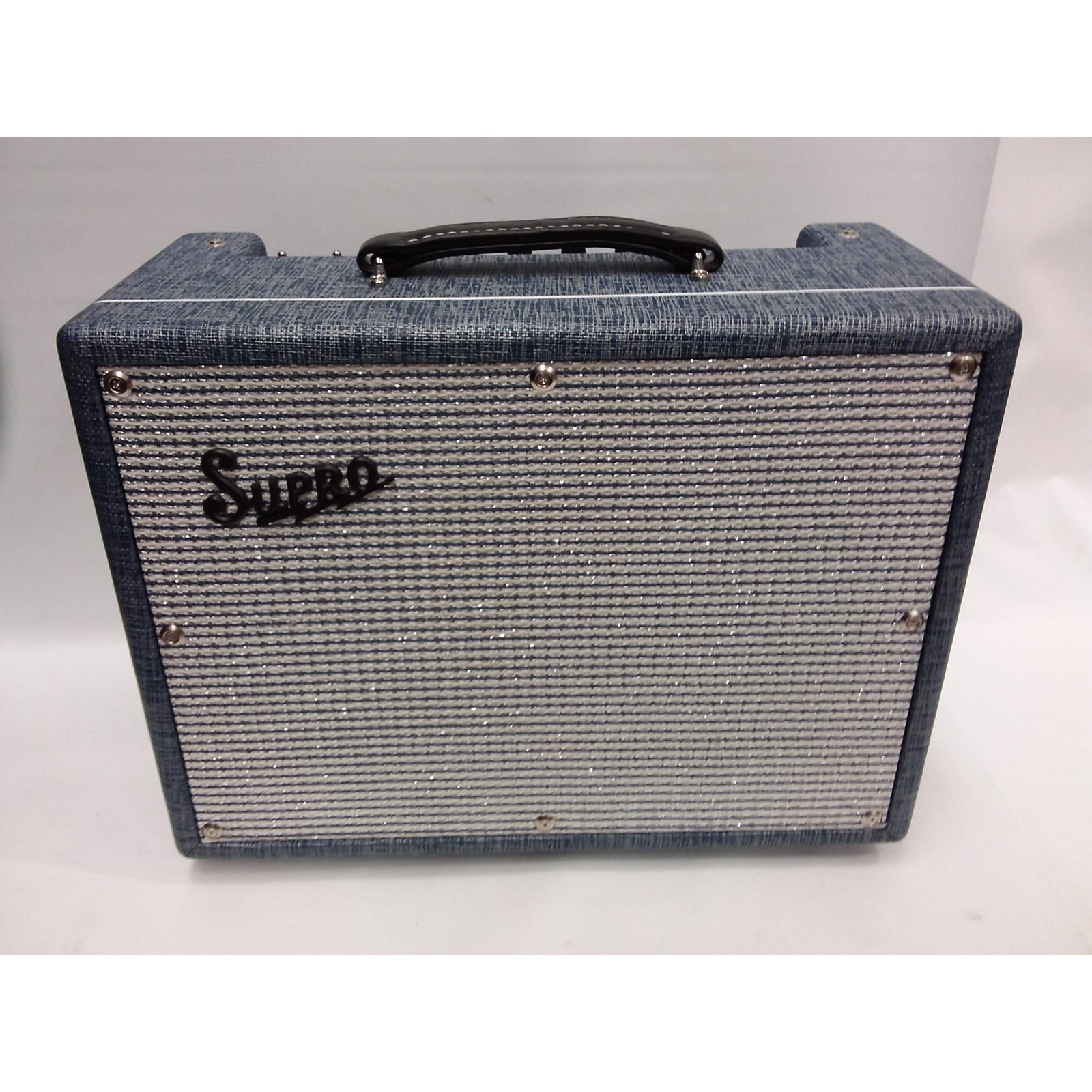 Supro Titan 1642rt Tube Guitar Combo Amp
