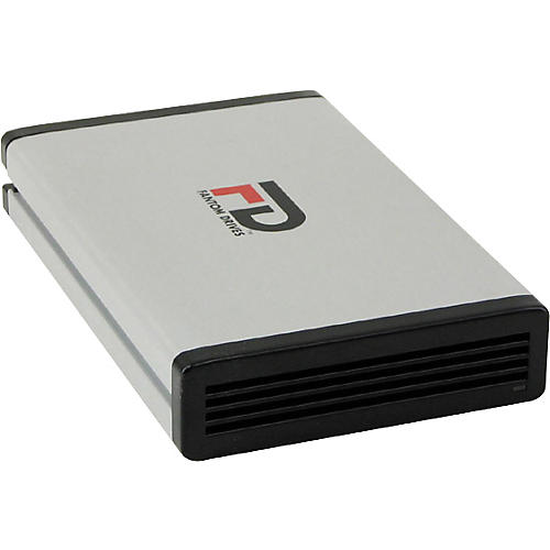 Fantom Drives Titanium USB 2.0 External Hard Drive 60GB 7200rpm