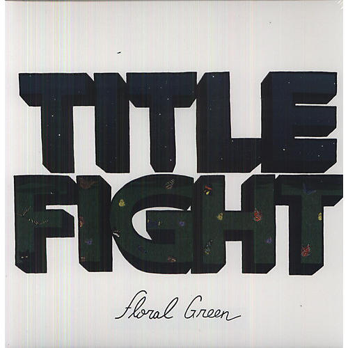 Alliance Title Fight - Floral Green