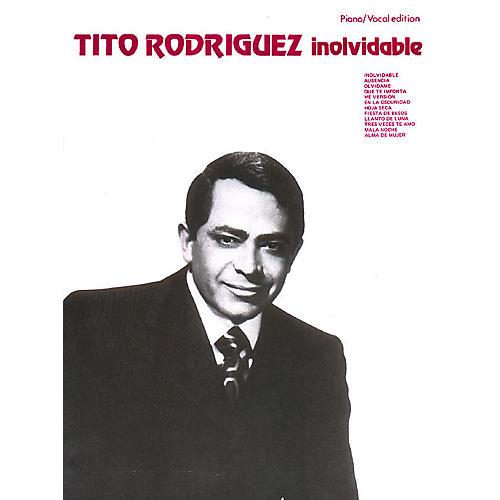 Hal Leonard Tito Rodriguez Inolvidable Peer Music Series