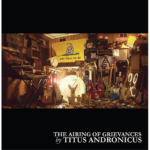 Alliance Titus Andronicus - Airing of Grievances