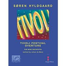 Amstel Music Tivoli Festival Overture (Score with CD) Concert Band Level 3-4 Composed by Soren Hyldgaard