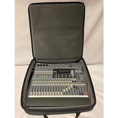 Tascam Tm D1000 Digital Mixer