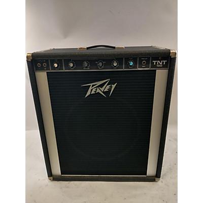 Peavey Tnt 100 1x15 Bass Combo Amp