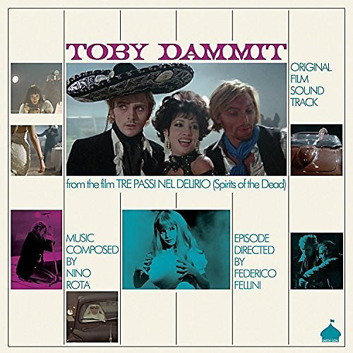 Alliance Toby Dammit (Original Soundtrack)