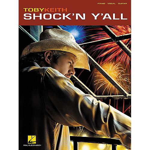 Hal Leonard Toby Keith Shock'n Y'All Songbook