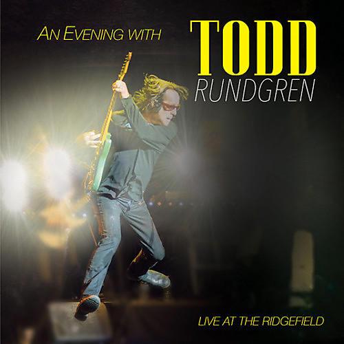 Alliance Todd Rundgren - An Evening With Todd Rundgren-Live At The Ridgefield