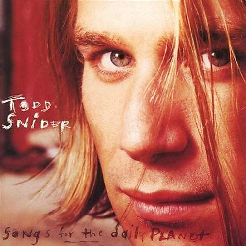 Alliance Todd Snider - Songs For The Daily Planet