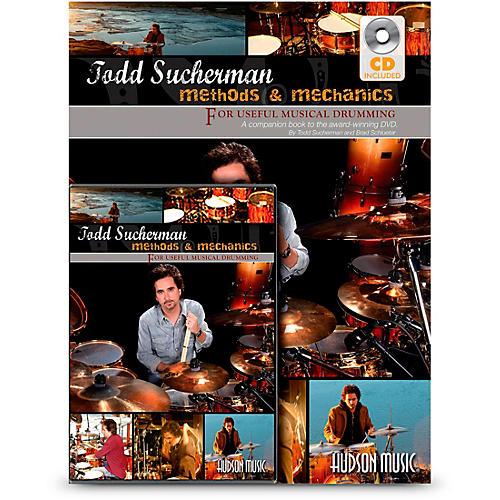 Hudson Music Todd Sucherman - Methods & Mechanics DVD Series Softcover with DVD Written by Todd Sucherman