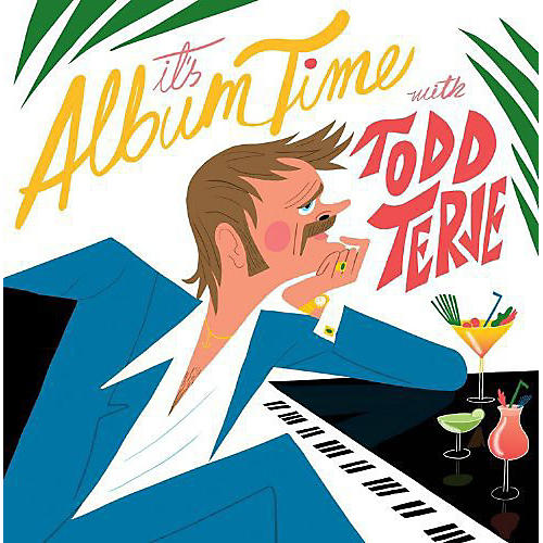 Alliance Todd Terje - It's Album Time