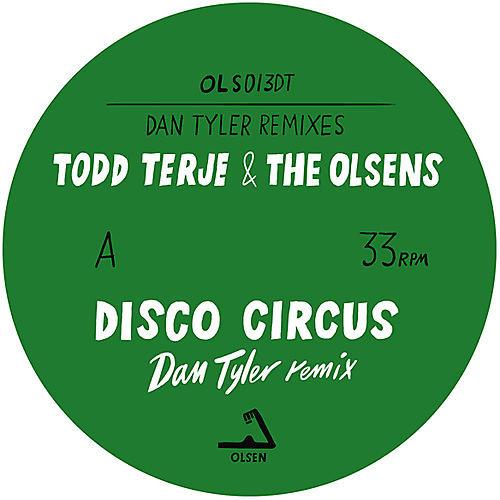 Alliance Todd Terje & Olsens - Dan Tyler Remixes