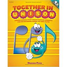 Hal Leonard Together In Unison Book/CD