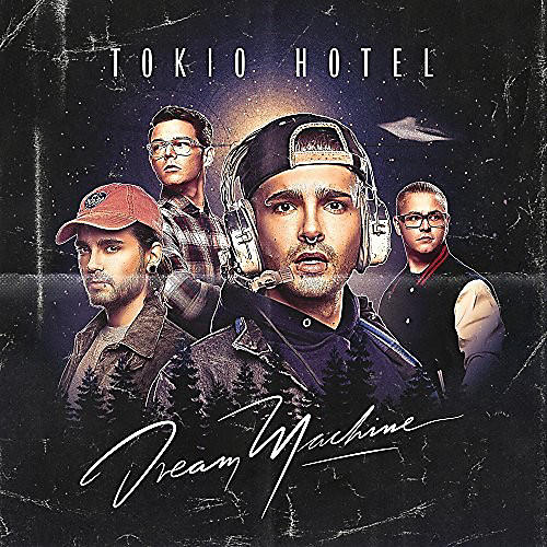 Alliance Tokio Hotel - Dream Machine