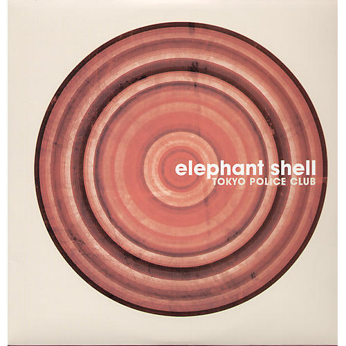 Alliance Tokyo Police Club - Elephant Shell