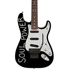 """Fender Tom Morello """"Soul Power"""" Stratocaster Electric Guitar"""