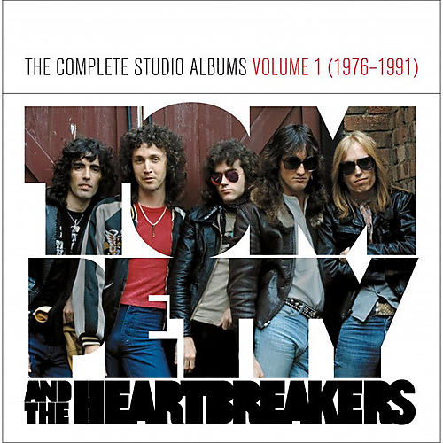 Alliance Tom Petty - The Studio Album Vinyl Collection 1976-1991