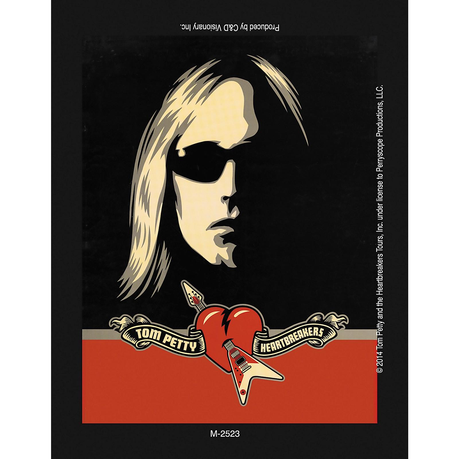 C&D Visionary Tom Petty Magnet