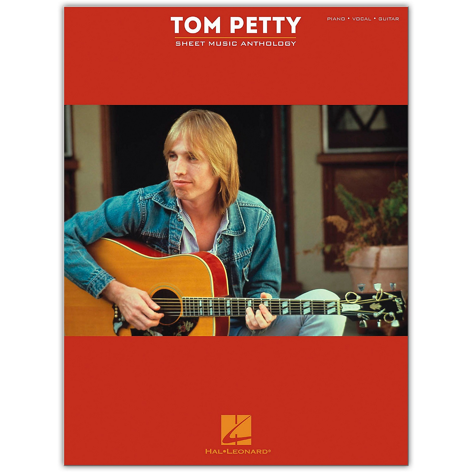 Hal Leonard Tom Petty Sheet Music Anthology - Piano/Vocal/Guitar Artist Songbook