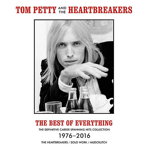 Universal Music Group Tom Petty & The Heartbreakers - The Best of Everything: The Definitive Career Spanning Hits Collection 2LP