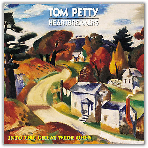 Universal Music Group Tom Petty & The Heartbreakers Into The Great Wide Open [LP]