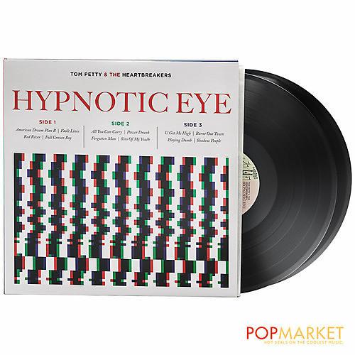 Alliance Tom Petty & the Heartbreakers - Hypnotic Eye