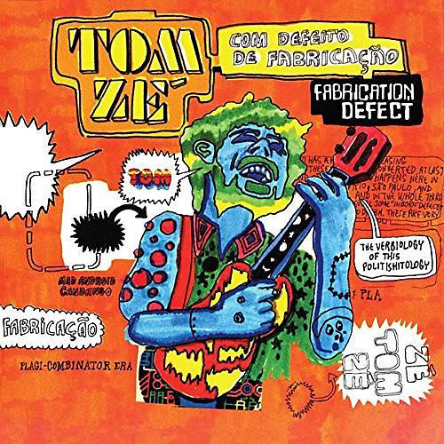 Alliance Tom Zé - Fabrication Defect