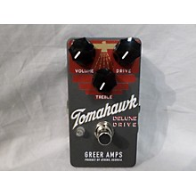 Greer Amplification Tomahawk Deluxe Drive Effect Pedal