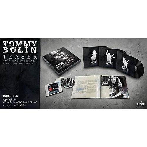 Alliance Tommy Bolin - Teaser: 40th Anniversary Vinyl Edition