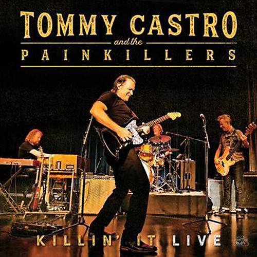 Alliance Tommy Castro & the Painkillers - Killin' It Live (CD)