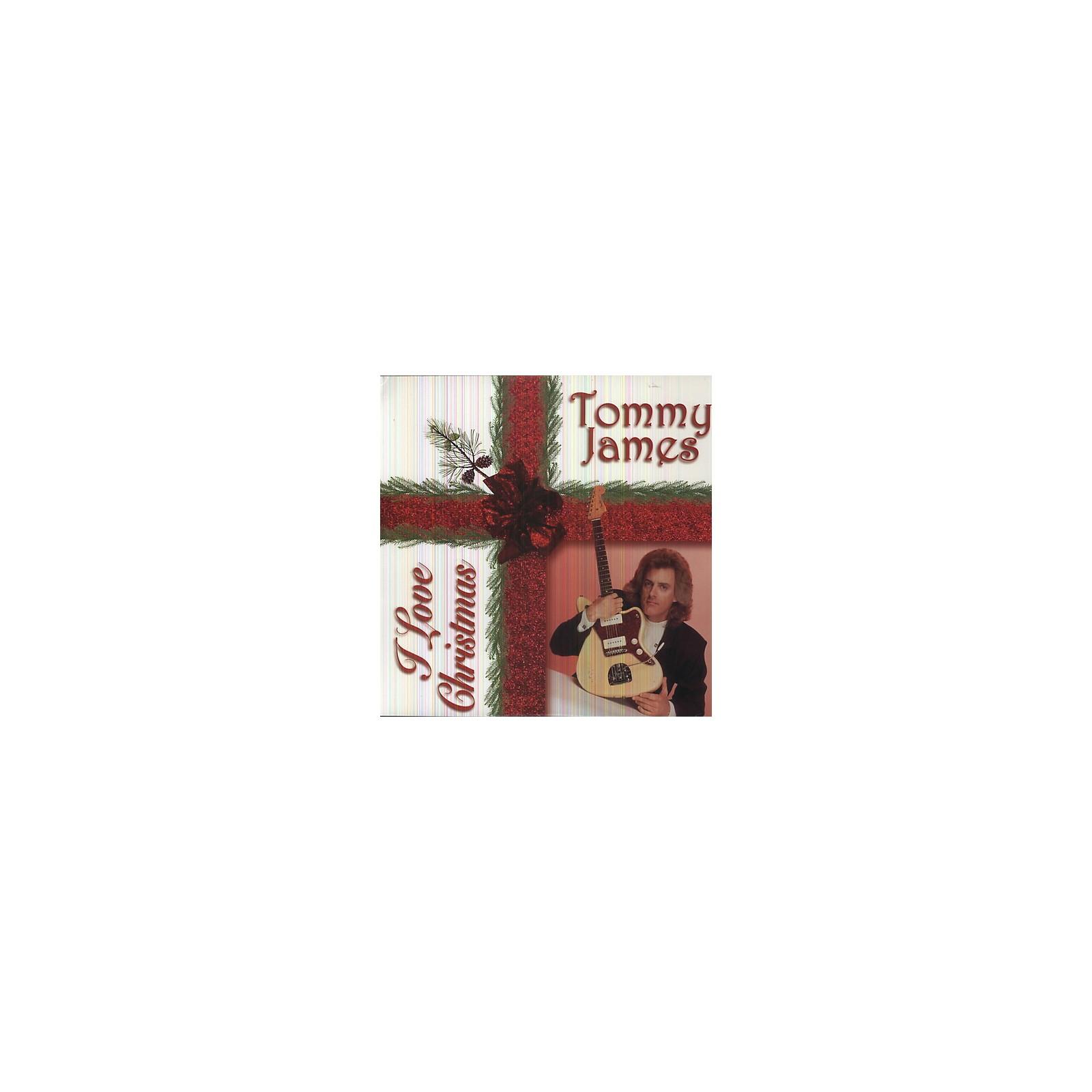Alliance Tommy James - I Love Christmas