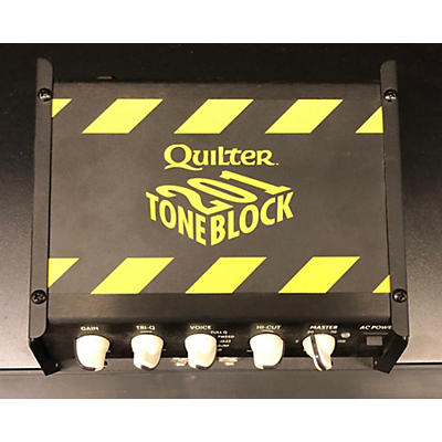 Quilter Labs Tone Block 201 Solid State Guitar Amp Head