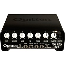Open Box Quilter Labs Tone Block 202 200W Guitar Amp Head