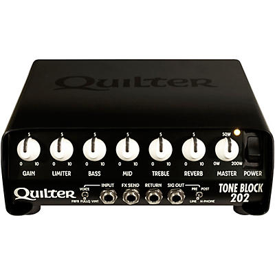 Quilter Labs Tone Block 202 200W Guitar Amp Head