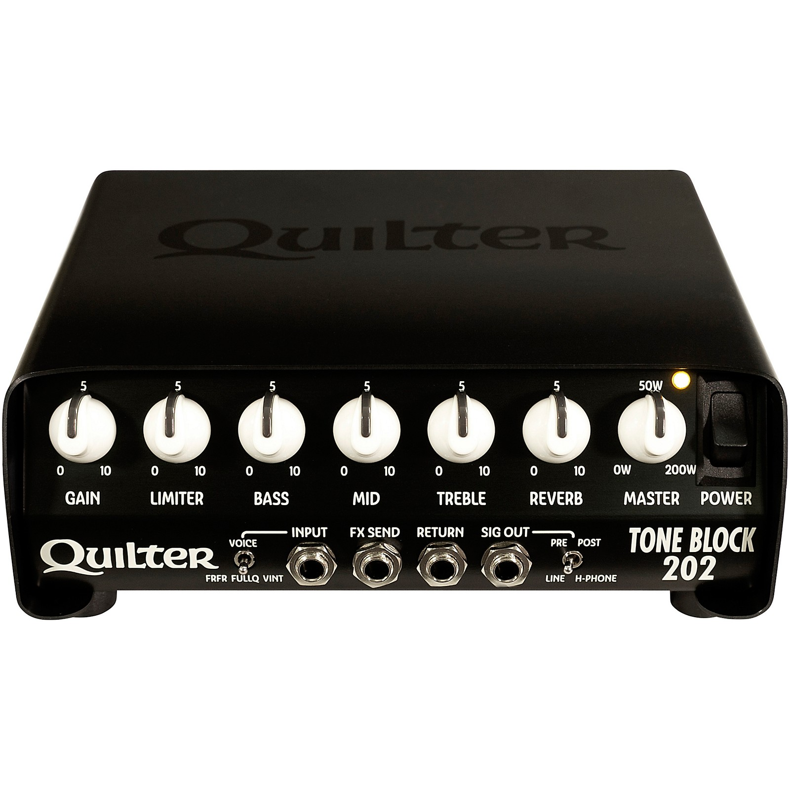 Quilter Labs Tone Block 202 200W Guitar Amp Head