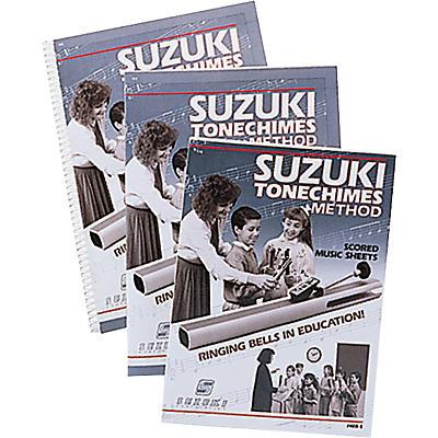 Suzuki Tone Chimes Volume 3 Music Sheets