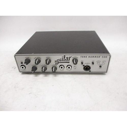 Tone Hammer 500 500W Bass Amp Head