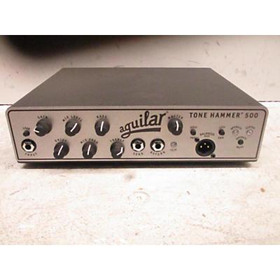 Aguilar Tone Hammer 500 500W Bass Amp Head