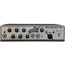 Open BoxAguilar Tone Hammer 500 Bass Amp Head